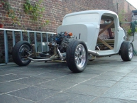 1934 Ford chassis